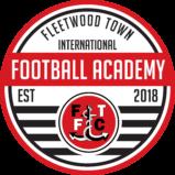 Fleetwood Town International Football Academy Crest