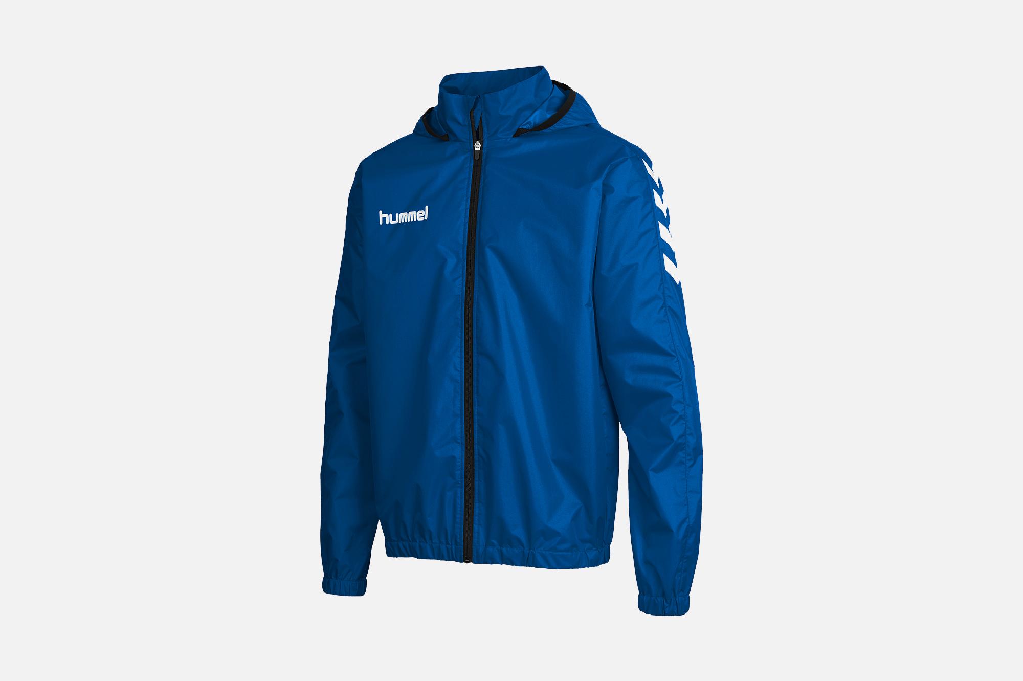 Blue FTIFA Core Spray Jacket