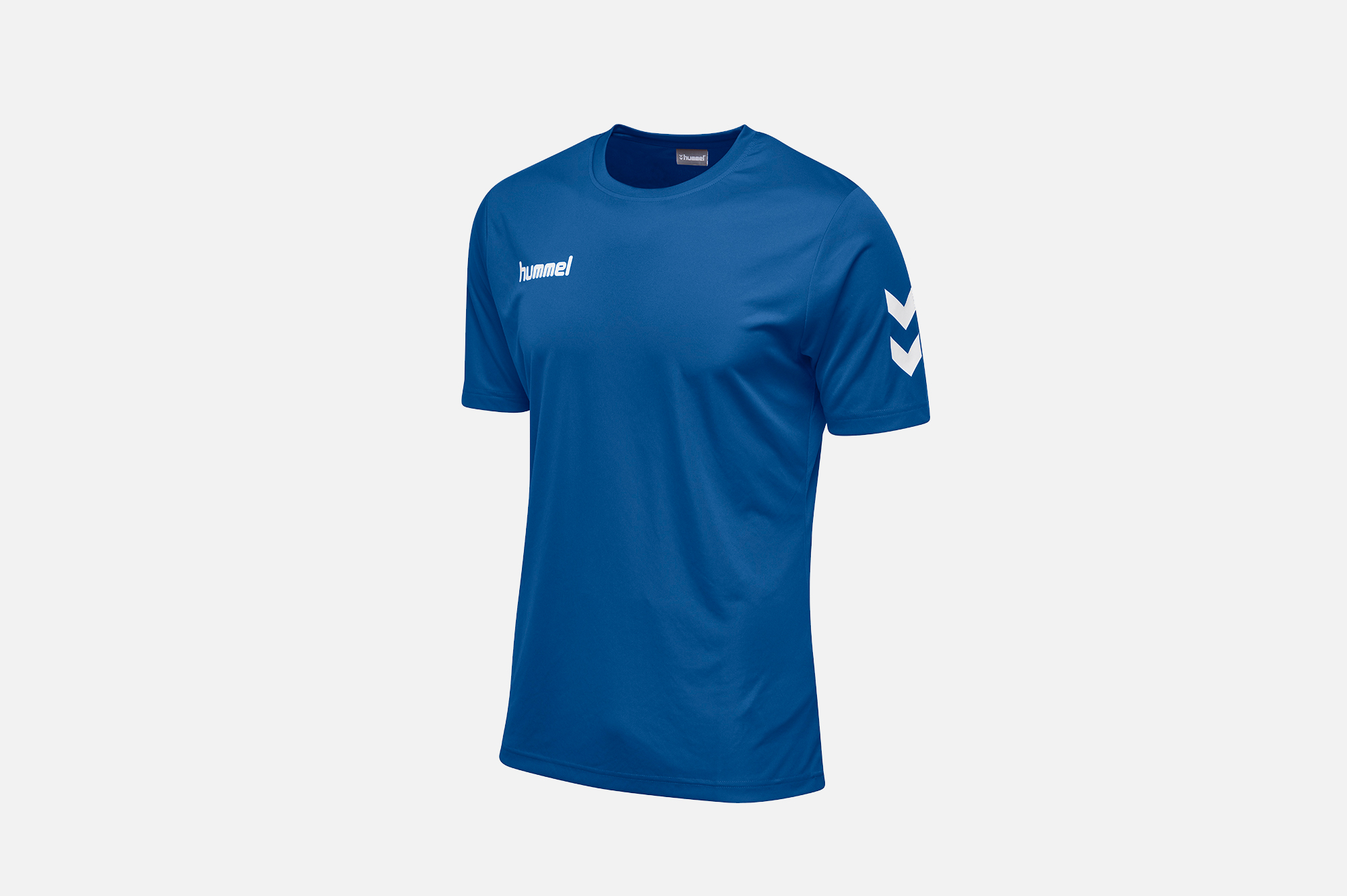 Blue FTIFA Core Polyester Tee