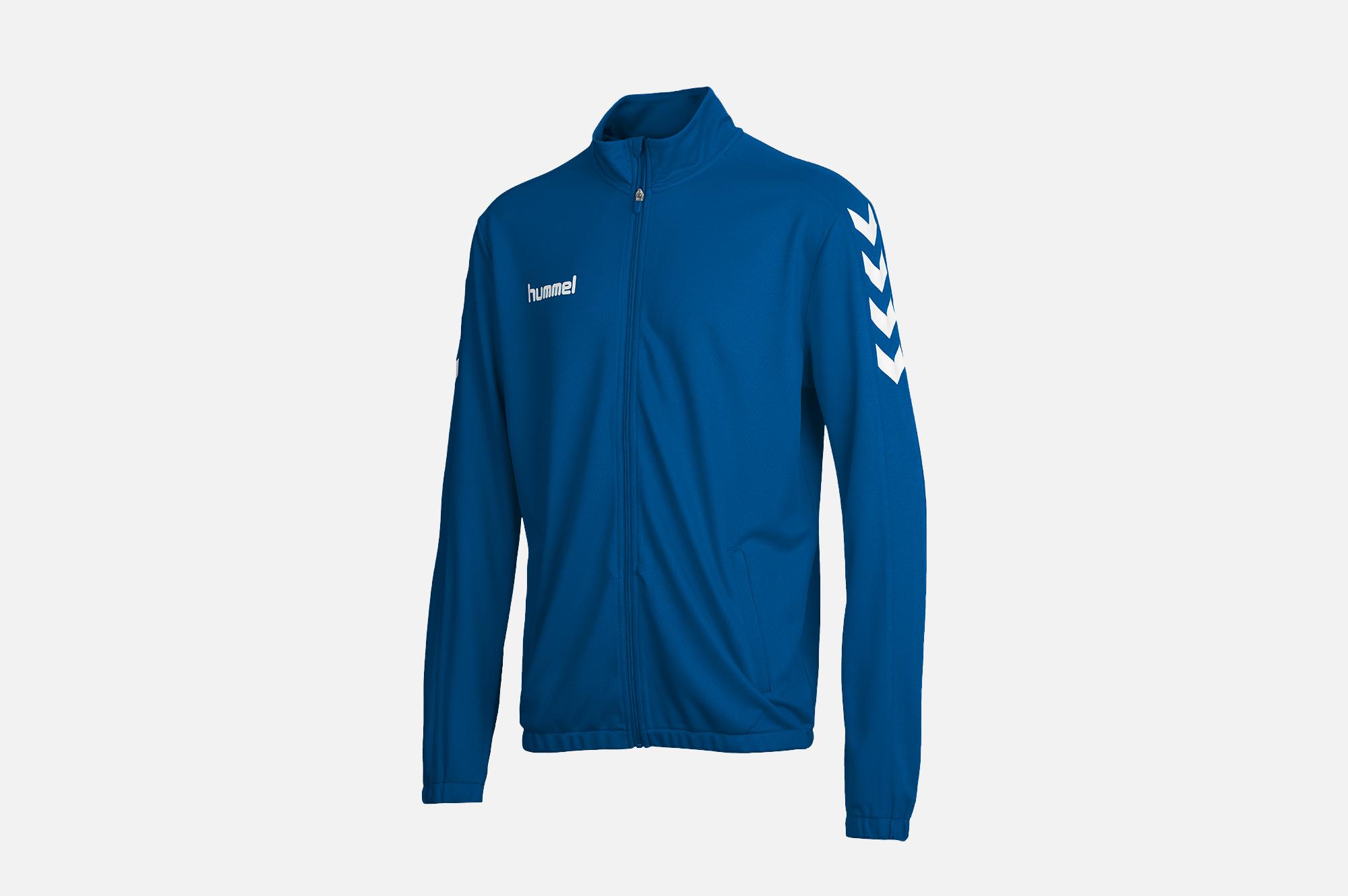 Blue FTIFA Core Poly Jacket